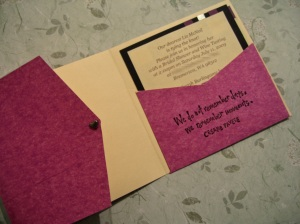 BridalInvite -3-